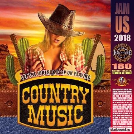 Gold Track Country Music (2018)