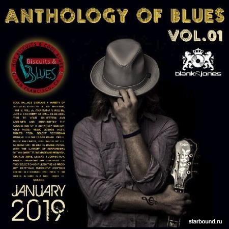 Anthology Of Blues Vol. 01 (2019)