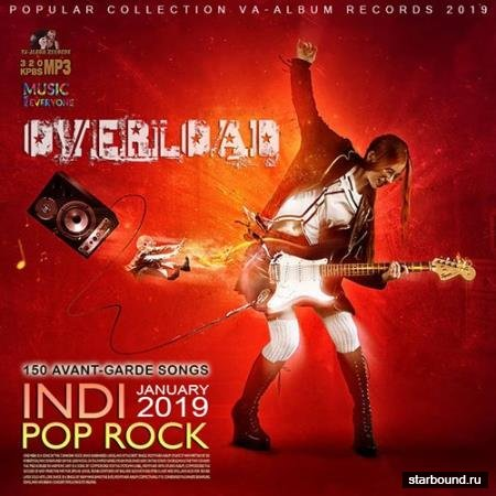 Overload: Pop Rock Music (2019)
