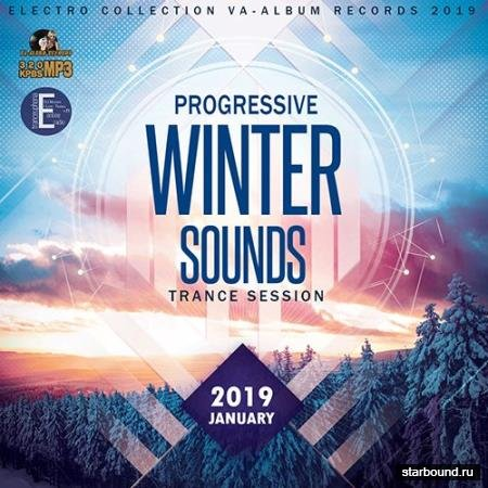 Progressive Winter Sounds: Trance Session (2019)