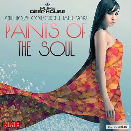 Paints Of The Soul: Pure Deep House (2019)