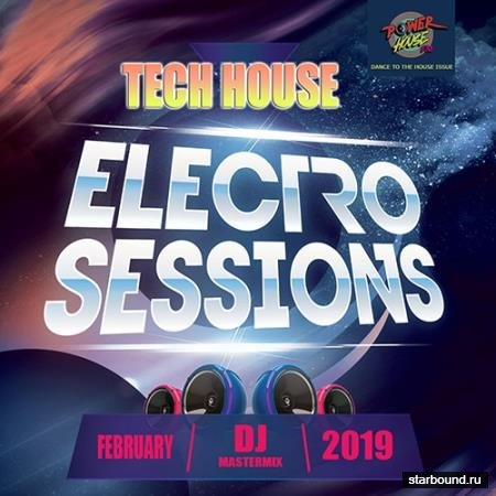 Tech House Electro Session (2019)