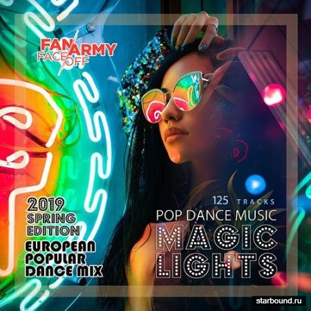 Magic Lights: European Pop Dance Mix (2019)