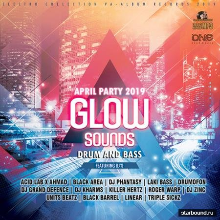 Glow Sounds Drum And Bass (2019)