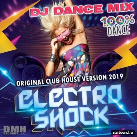 Electro Shock: DJ Dance Mix (2019)