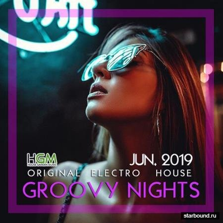 Groovy Hights: House Garden Music (2019)