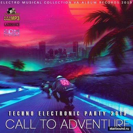 Call To Adventure: Techno Electronic Party (2019)