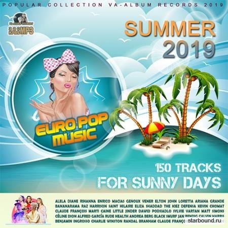 Europop Music For Sunny Day (2019)
