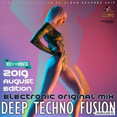 Deep Techno Fusion (2019)