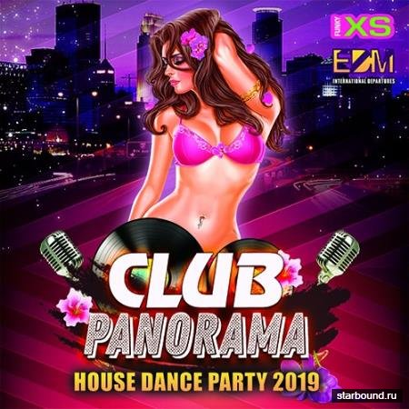 Club Panorama: House Dance Party (2019)