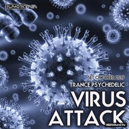Virus Attack: Psy Trance Set (2019)