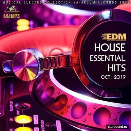 EDM House Essentials Hit (2019)