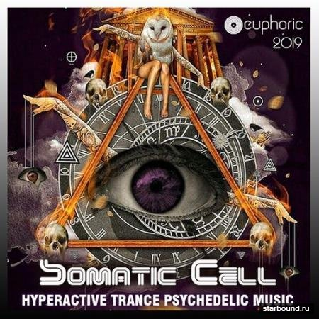 Somatic Cell: Hyperactive Psy Trance (2019)