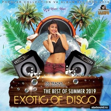 Exotic Of Disco: The Best Of Summer (2019)