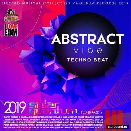 Abstract Vibe Techno Beat (2019)