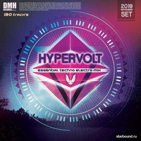 Hypervolt: Essential Techno Electro Mix (2019)