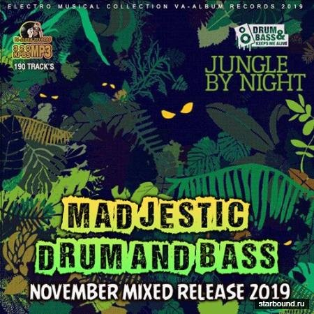 Madjestic Drum And Bass (2019)