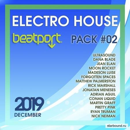 Beatport Electro House December Pack 02 (2019)