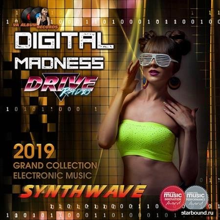 Digital Madness: Synthwave Electronic Collection (2019)