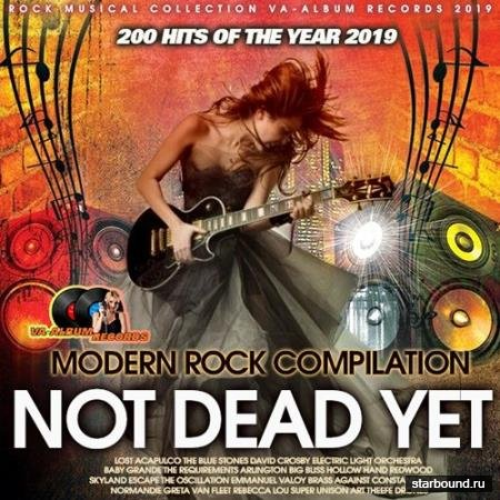 Not Dead Yet: Modern Rock Compilation (2019)