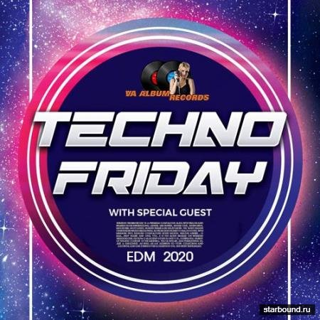 Techno Friday: With Special Guest (2019)
