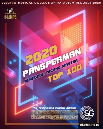 Pansperman: Renegade Techno Master Top 100 (2020)