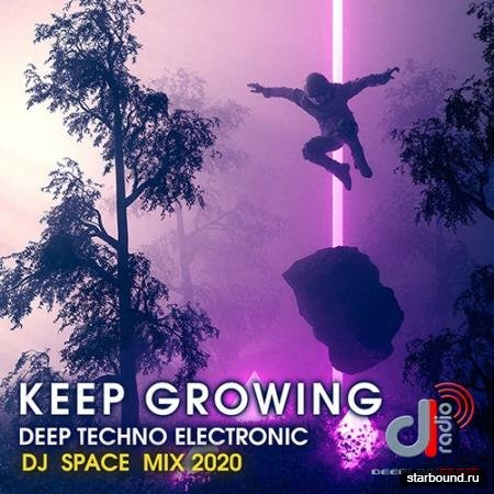 Keep Growing: Deep Techno Electronic (2020)