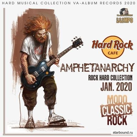 Amphetanarchy: Hard Rock Cafe (2020)