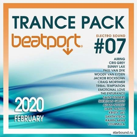 Beatport Trance Pack #07 (2020)