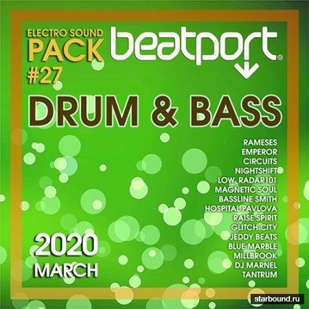 Beatport Drum And Bass: Electro Sound Pack #27 (2020)