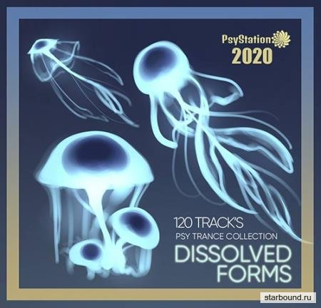 Dissolved Forms: Psy Trance Collection (2020)