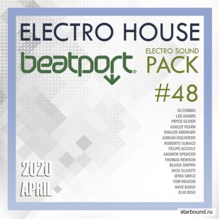 Beatport Electro House: Electro Sound Pack #48 (2020)