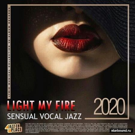 Light My Fire: Sensual Vocal Jazz (2020)