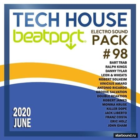 Beatport Tech House: Electro Sound Pack #98 (2020)