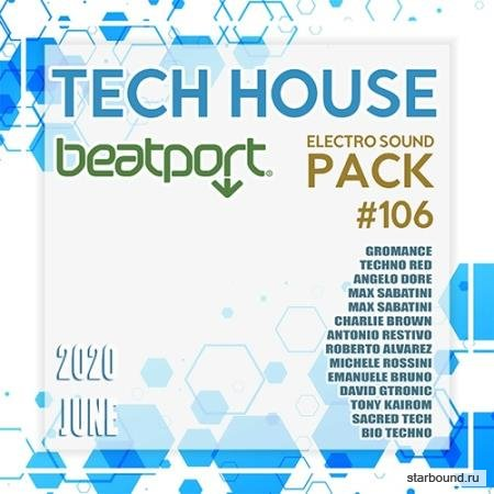 Beatport Tech House: Electro Sound Pack #1061 (2020)