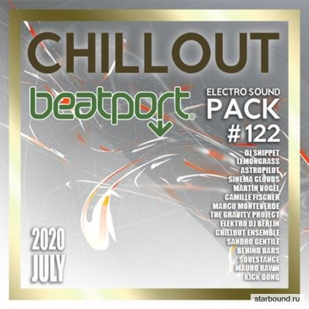 Beatport Chillout: Electro Sound Pack #122 (2020)