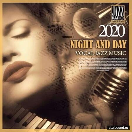 Night And Day: Vocal Jazz Music (2020)