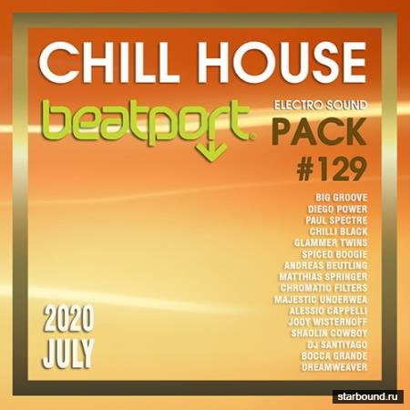 Beatport Chill House: Electro Sound Pack #129 (2020)