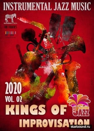 Kings Of Improvisation Vol. 02 (2020)