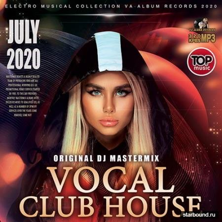Vocal Club House: Original DJ Mastermix (2020)