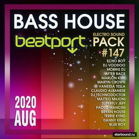Beatport Bass House: Electro Sound Pack #147 (2020)