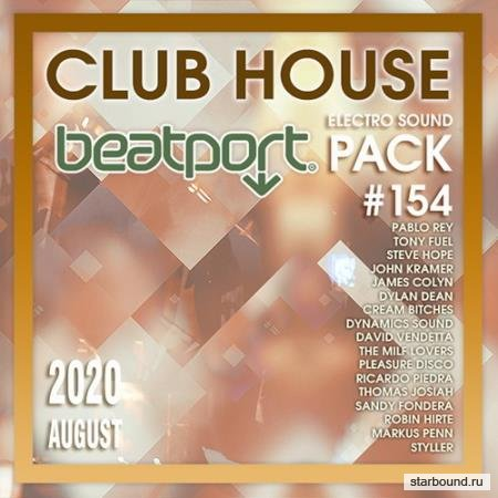 Beatport Club House: Electro Sound Pack #154 (2020)