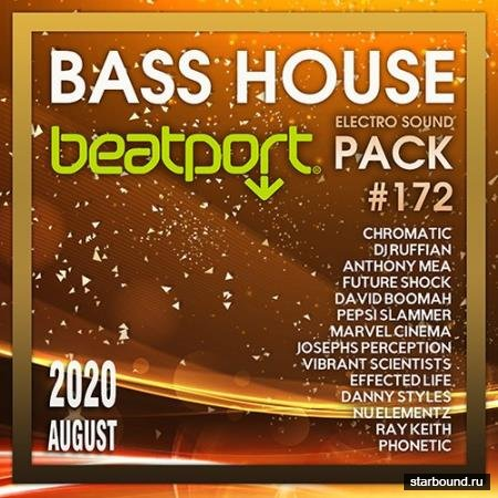 Beatport Bass House: Electro Sound Pack #172 (2020)