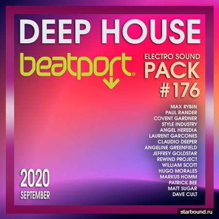 Beatport Deep House: Electro Sound Pack #176 (2020)