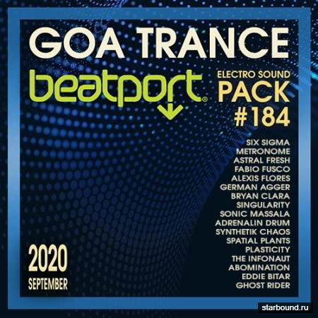 Beatport Goa Trance: Electro Sound Pack #184-1 (2020)