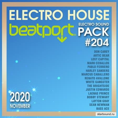 Beatport Electro House: Sound Pack #204 (2020)