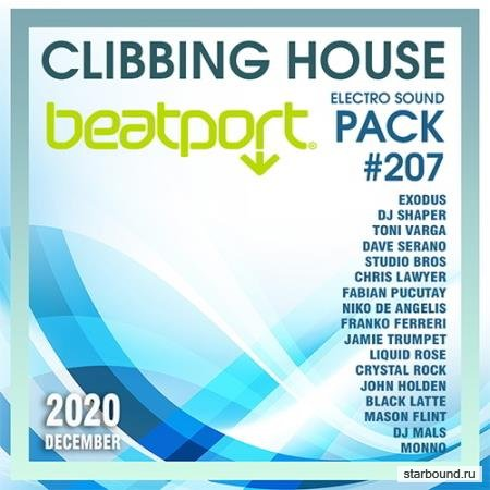 Beatport Clubbing House: Electro Sound Pack #207 (2020)