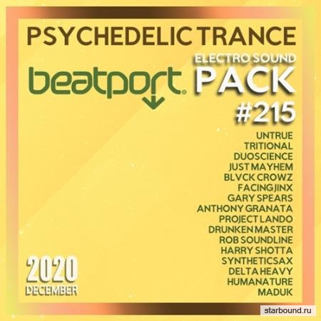 Beatport Psy Trance: Electro Sound Pack #215 (2020)