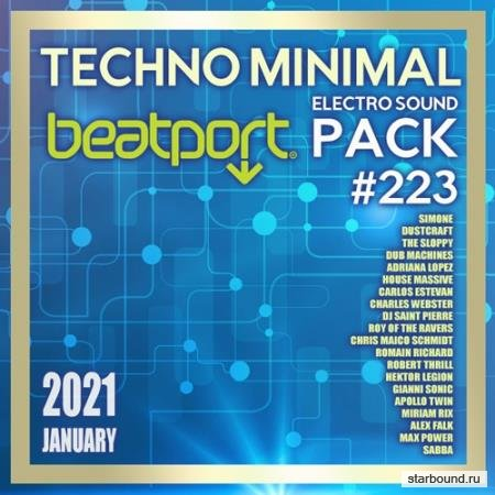 Beatport Techno: Electro Sound Pack #223 (2021)