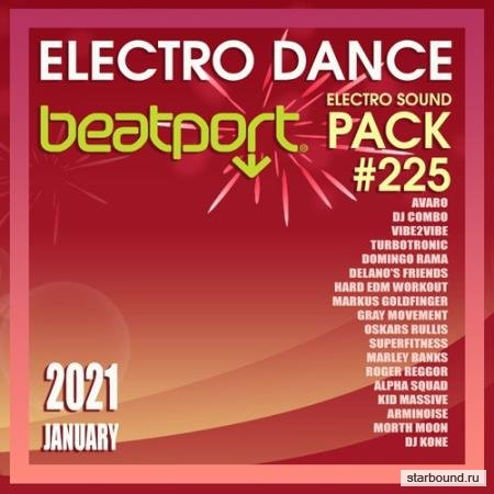 Beatport Electro Dance: Sound Pack #225 (2021)